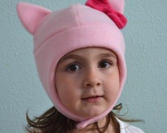 The Kitty Hat, Sizes: newborn through adult