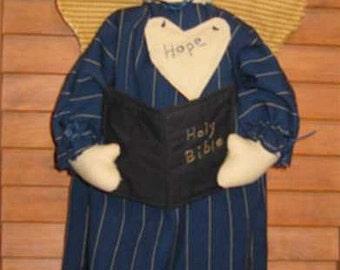 Hope Angel Doll PDF, EPattern, Digital Downloadable Pattern