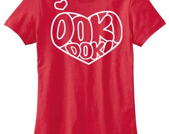 Doki Doki Shirt Kawaii heart t-shirt cute Japanese tee love and hearts shoujo anime