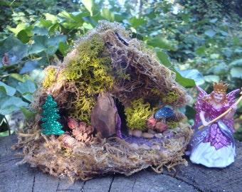 Flower Fairy Deluxe Fairy House Kit