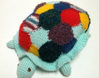 Amigurumi - Stuffed Animal - Turtle Toy