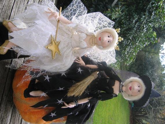 e-Pattern Miss Street Wonderful Witch/Fairy Godmother