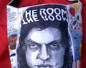 """RESERVED FOR CHEYCROBSIN """"Love Is Blind"""" (The Room/Tommy Wiseau) Doodle Bag"""