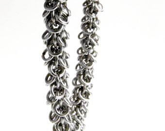 Chainmaille Bracelet - Floppy Spiral