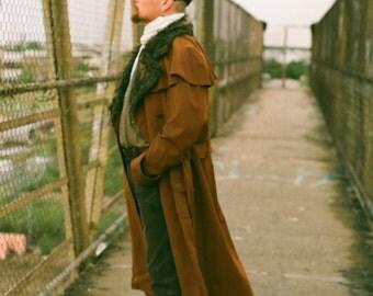 Amazing Custom Trenchcoats---Handmade for You