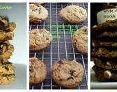 Vegan Cookie Assortment Perfect for Family, Gift ,Party ,Office or Cookie Lover or Mom