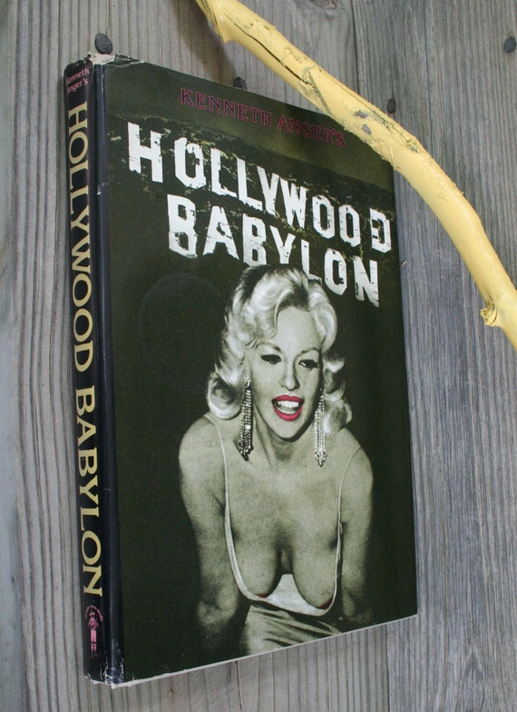 kenneth angers 1975 hollywood babylon book