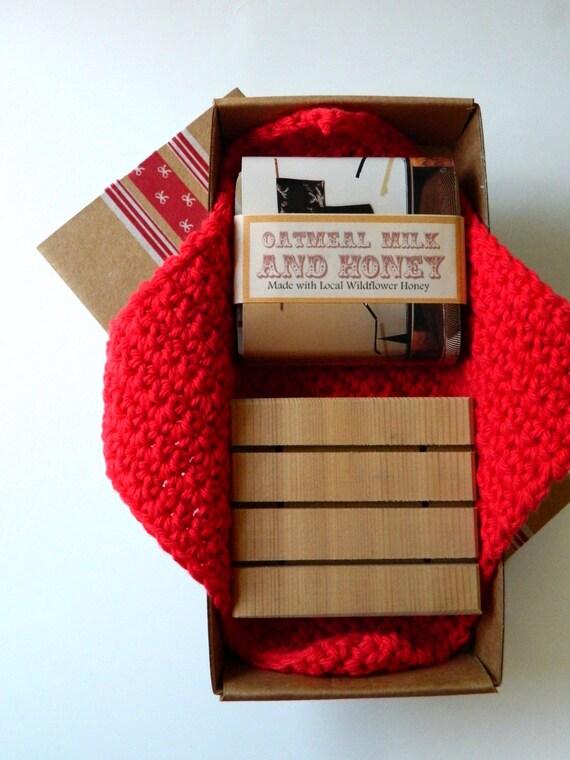 Under 25 Soap Gift Set  / Valentines Gift Box / Hostess Bath Set