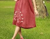 SALE 50% OFF--N020-- Nice day ( Dress)