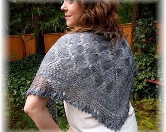 Calley Shawlette Pattern