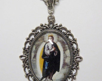 Immaculate Conception necklace - AP09-038 - 50% OFF