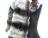 ON SPECIAL: Chinchilla Faux Fur BOA