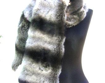 ON SPECIAL: Chinchilla Faux Fur BOA