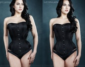 Essential Empress Overbust Corset - CUSTOM your SIZE and COLOR