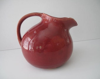 Antique McCoy Pitcher from the 1930s Estate Find