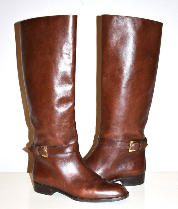 Vintage Bally Boots 90