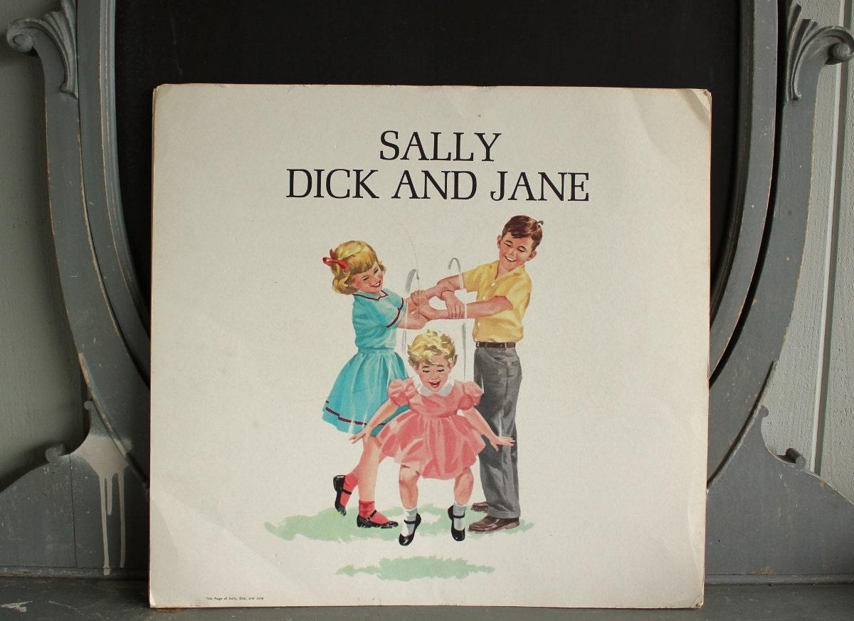 Dick and jane big book
