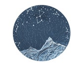 Fine Art Print-Lyra Constellation