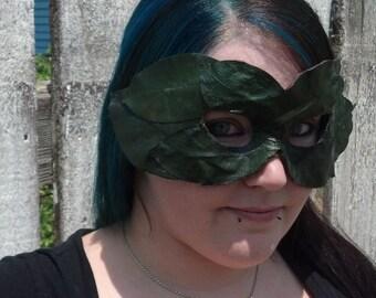 Natural Green Leaf Mask