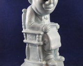 World's Greatest Grandpa Sillisculpt Russ Berries Figurine 1970's