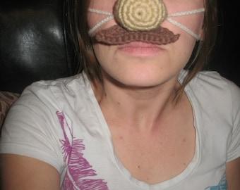 Mustache Nose Cozy