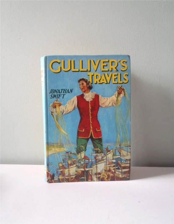 an analysis of the book 4 in gullivers travels by jonathan swift Literary analysis essay: gulliver's travels  gulliver's change throughout gulliver's travels throughput the book gulliver's travels by jonathan swift,.