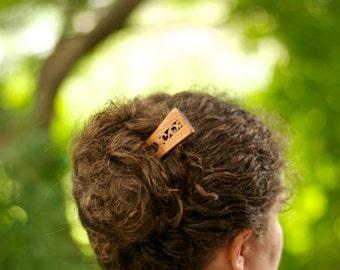 Hair Stick - Double - Flower