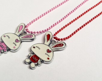 Sale! Rabbit Bunny Necklace