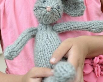 Sweet Little Mousey Knit Pattern