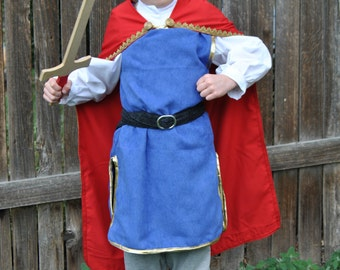 My Adventure: The Snow Prince Costume - Sizes 2T, 3T,4T, 5, 6, 7, 8 and 10