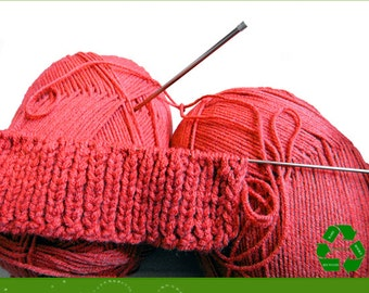 LEARN HOW To KNIT with The Most Complete Book of its kind on The Art of Knitting