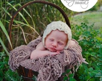 PDF Crochet PATTERN Kambri Bonnet