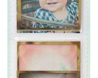50% Off - Crate Paper Maggie Holmes Flea Market - Photo Overlays -- MSRP 5.00