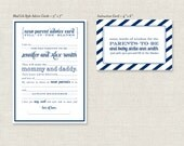 Mad-Lib Baby Advice Cards -- from Backyard Baby-Q Bash Partie Kit -- PRINTABLE