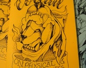 Collide Zine On Physical and Mental Illness