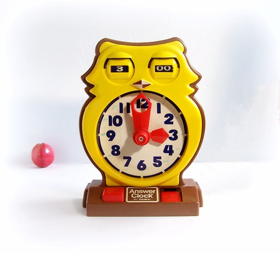 Tell The Time Clock - ebay.co.uk
