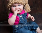 Cabbage Patch Hat, Wig, Hair