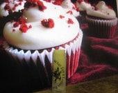 "Organic ""Red Velvet Cake"" Lip Balm - 31 Luscious Flavors - 100% Natural"