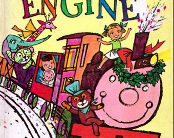 The Pony Engine by illustrated by Gregorio Prestopino