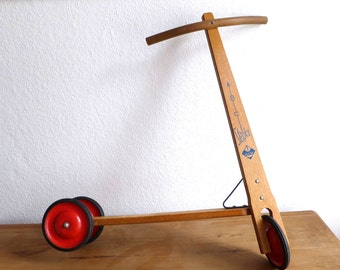 Vintage scooter for kids from 1950s Germany