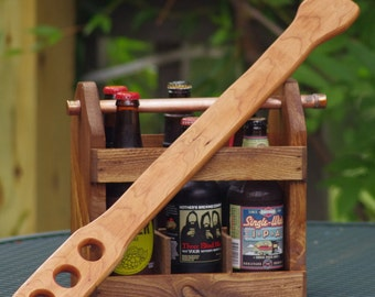 Mash Paddle - Home Brew Mash Spoon - Kitchen Homebrewer Paddle - Beer Gift
