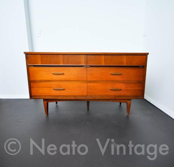 Small Mid Century Dresser