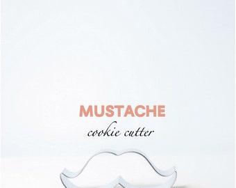 Mustache Cookie Cutter