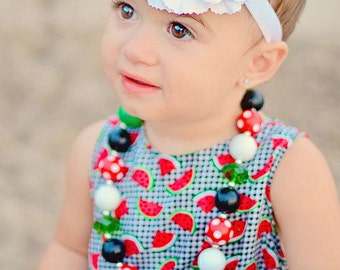 White Baby Headband, Infant Headband. Toddler Headband, Girls Headband - White Peony Headband