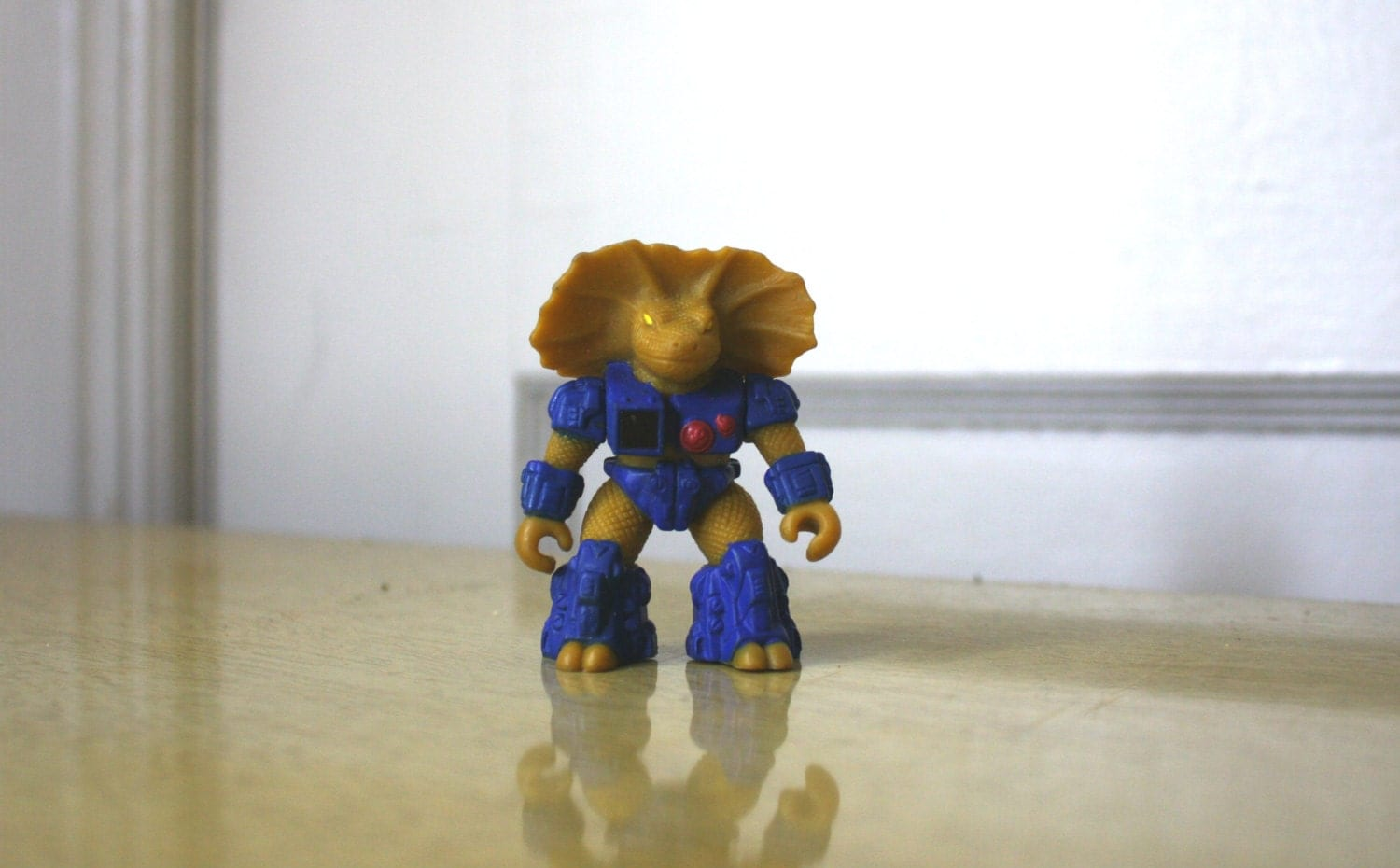 Rare Toys From The 80s : Battle beast beastformers rare vintage s toy leapin lizard