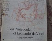 LIFE Magazine Lost Notebooks of Leonardo da Vinci March 3, 1967