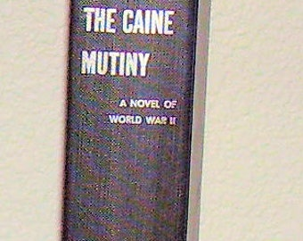 The Caine Mutiny by Herman Wauk 1951 13th printing