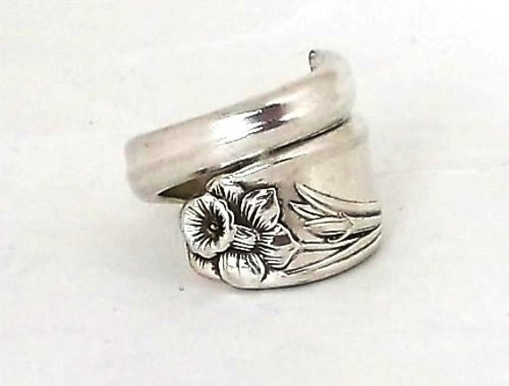 silver spoon jewelry the meaning of a spoon ring holidays oo