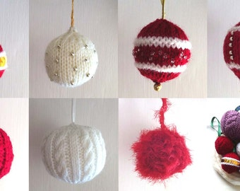 Baubles and Fluffy Balls
