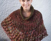 Wooly Mammoth Super Shrug - Knitting Pattern - Chunky Knit - Knit Shrug - StevenBe Exclusive